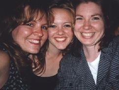 Mila, Suzy & Missy - June 1998