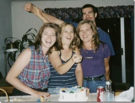 Missy, Suzy, Mila & Chris